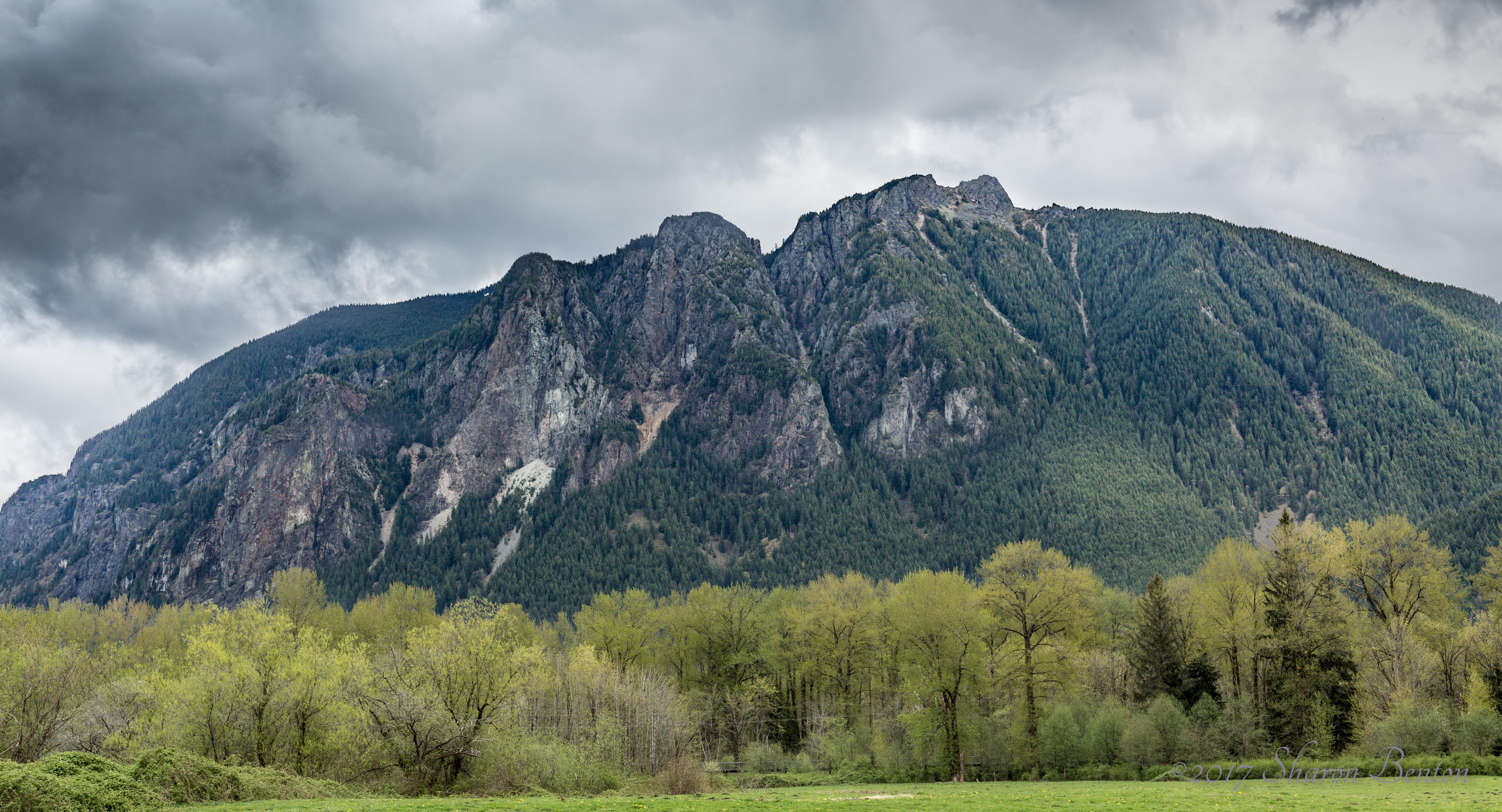 Mount Si, Snoqualmie, WA