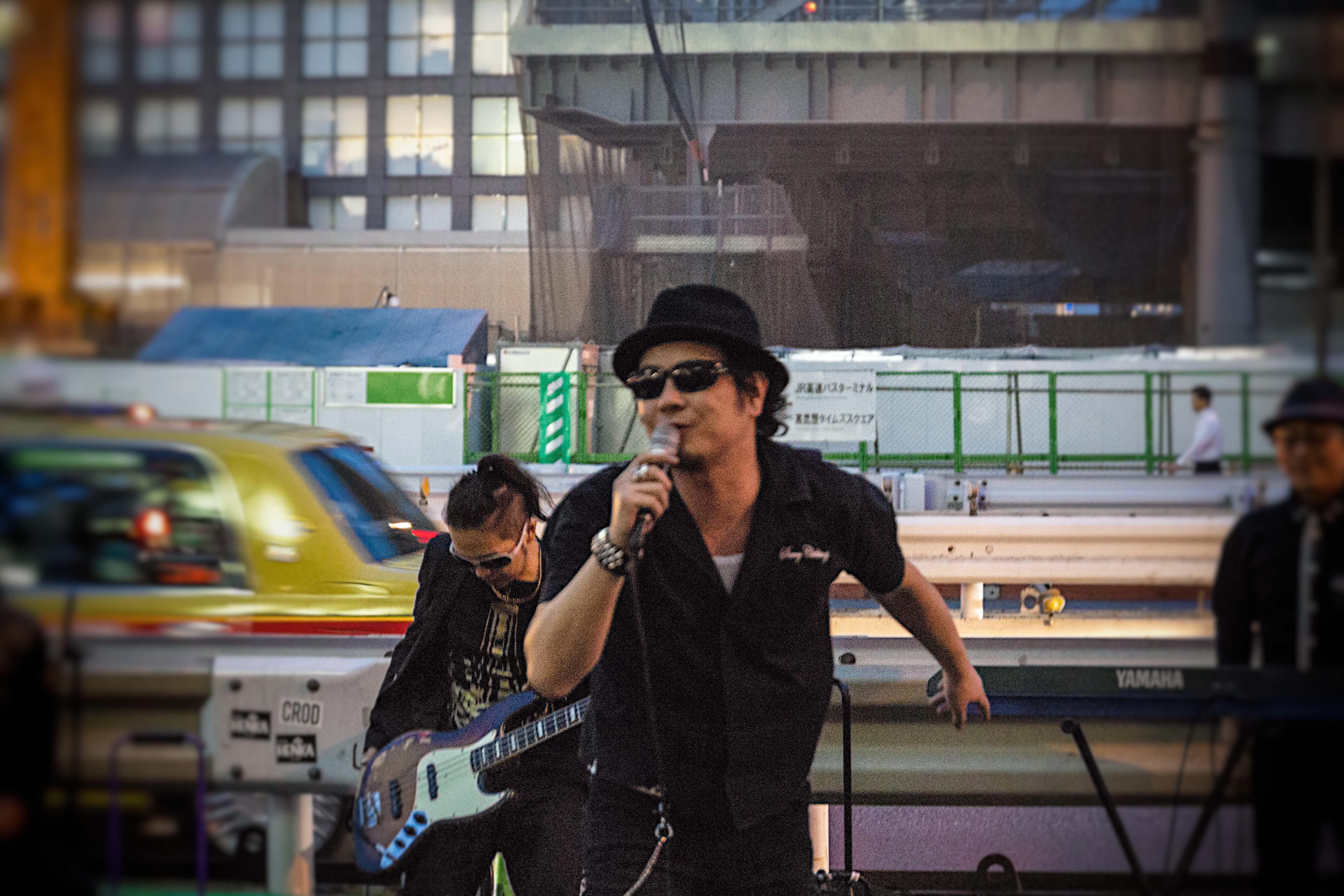 Shinjuku Street band