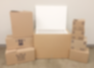 Cardboard Outer Boxes Shipping