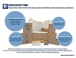 FOT Packaging Materials Flyer Thumbnail.