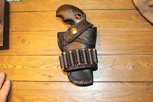 Black Widow Cowboy holster