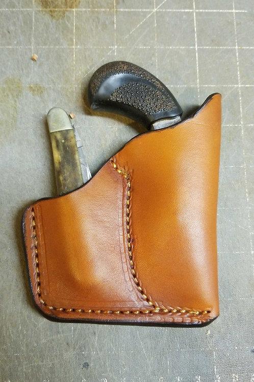NAA PUG and knife holster