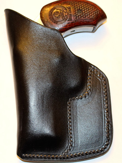Pocket Holster for Bond Arms derringer with 4.25 barrel