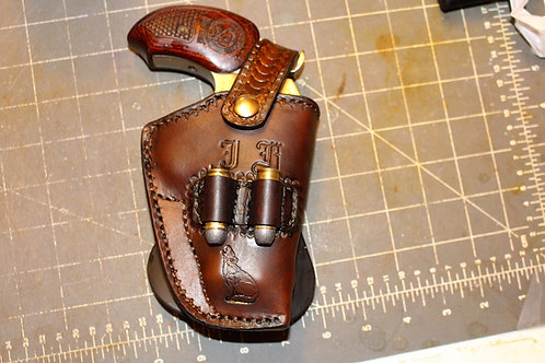 Custom Hybride G Code Holster for Bond Arms derringer