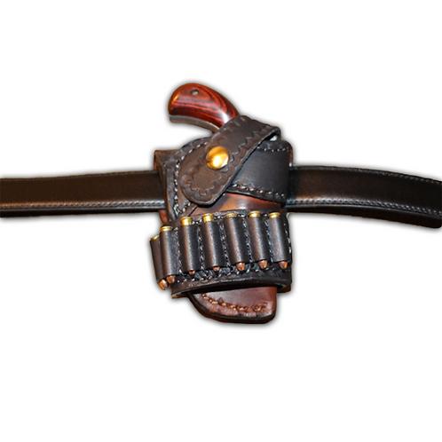 Ranger II or NAA 22 mag 1 5/8.. 1 1/8 barrel Cowboy holster