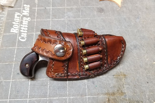 NAA 22 LR/ Short cowboy clip holster