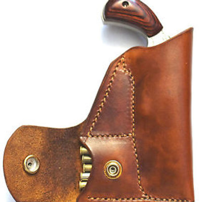 Fits North American Arms Sheirff or Sidewinder with 21/2 barrel.. Pocket holster