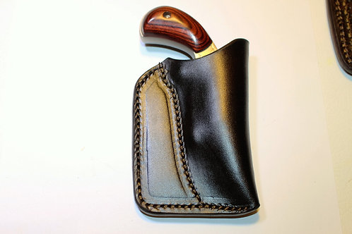 Pocket holster for NAA 22 Mag with 1 1/8 to 1 5/8 barrel