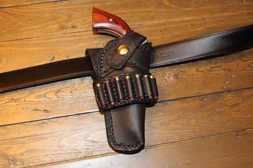 Earl 3 inch barrel Cowboy holster