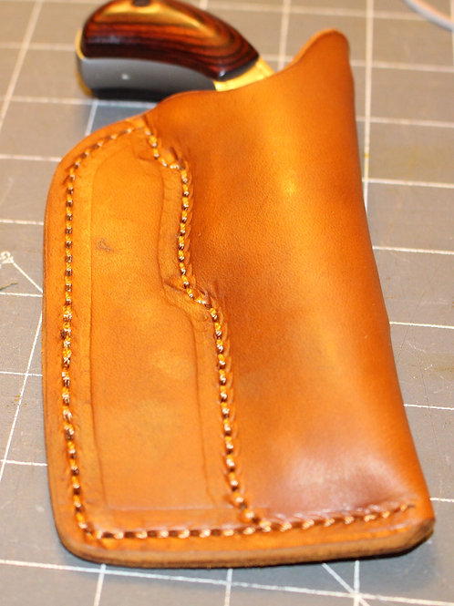 Pocket holster for NAA with 2 1/2 barrel will fit the Sheirff or Sidewinder