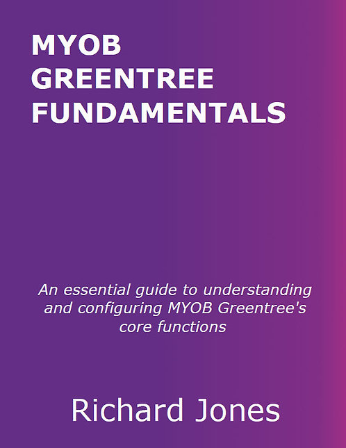 MYOB Greentree Fundamentals