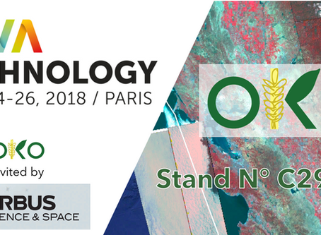 OKO will be at VivaTech 2018 in Paris