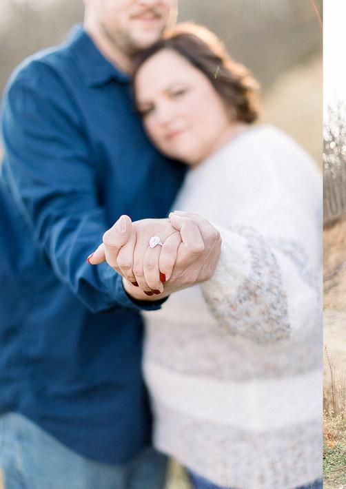 Mindy+Kevin-Engagement-Haley Hundt Photo