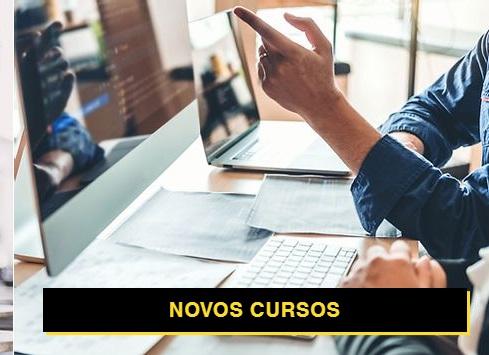 NOVOS CURSOS