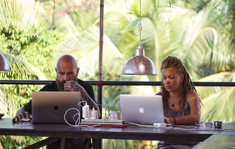 is the place, where digital nomads and f
