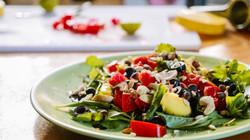 Avocado & Cashew Salad