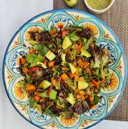 Chimichurri salad C