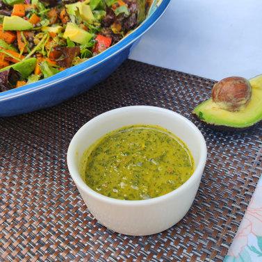 Chimichurri salad B