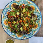Chimichurri salad E