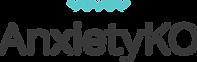 AnxietyKO logo
