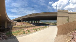 I-25 over Fountain Creek &Cimarron