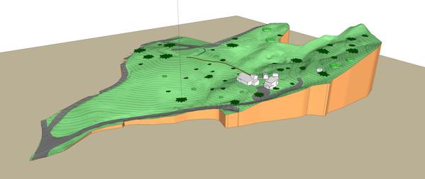 Groom Creek Site Modeling