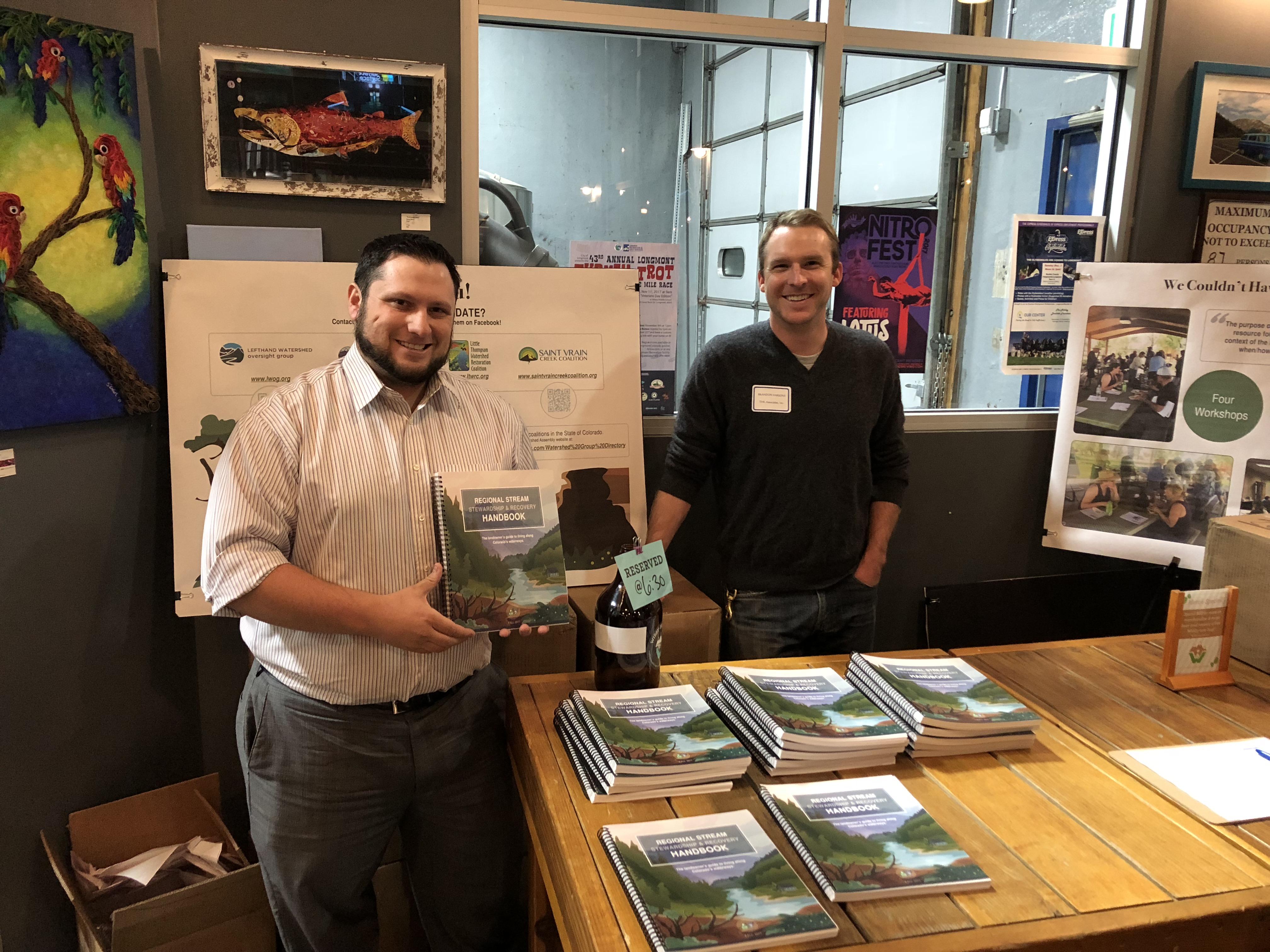 Handbook release event