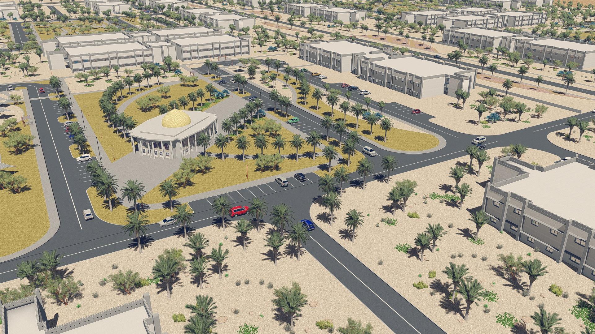 KSAB apartments rendering