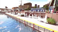 Viking Mississippi River Dock
