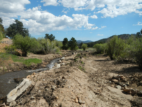 Estes Park Priority Flood Recovery Projects