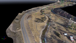 3D Model from drone data