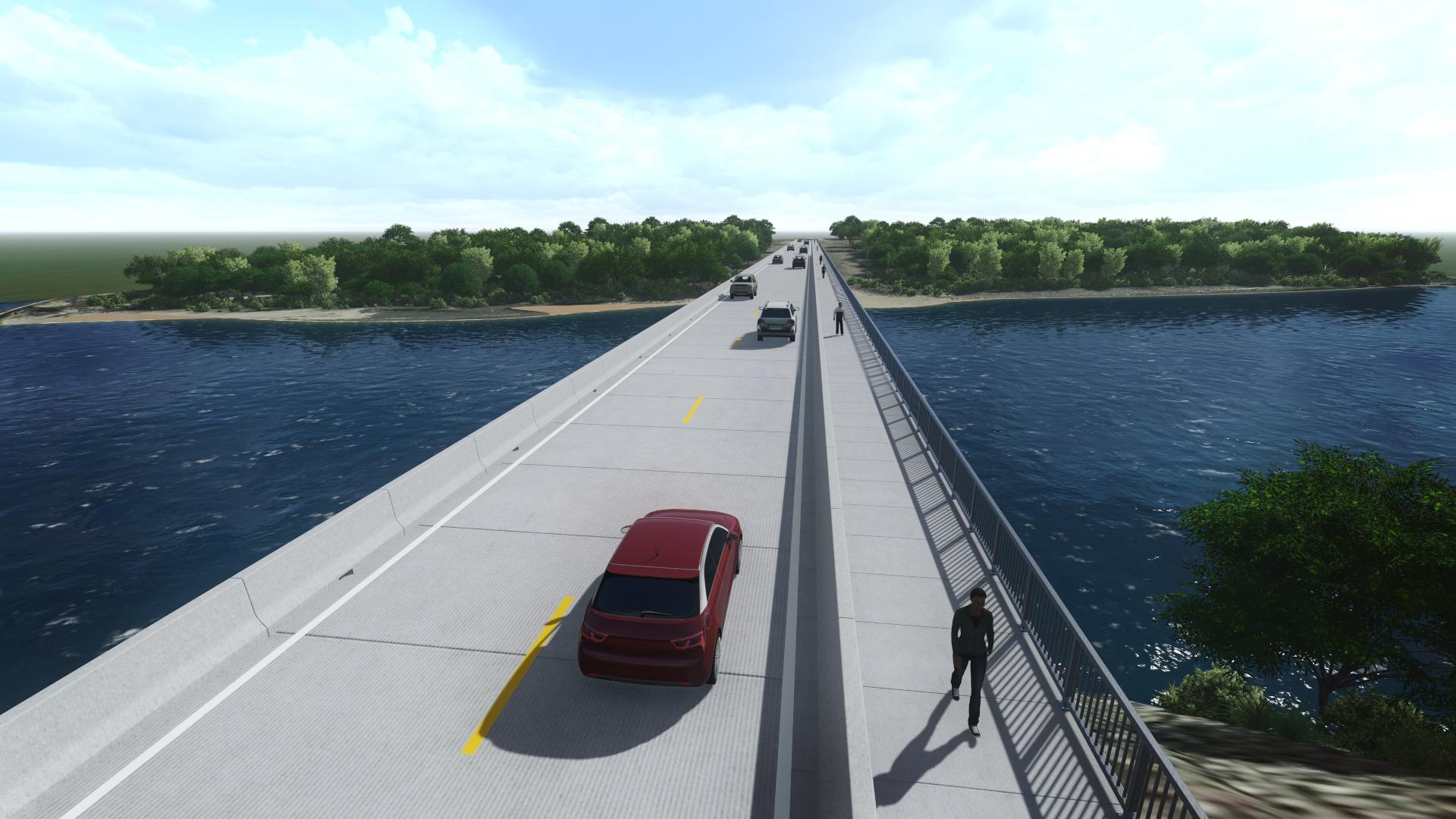 Wapello, IA bridge replacement