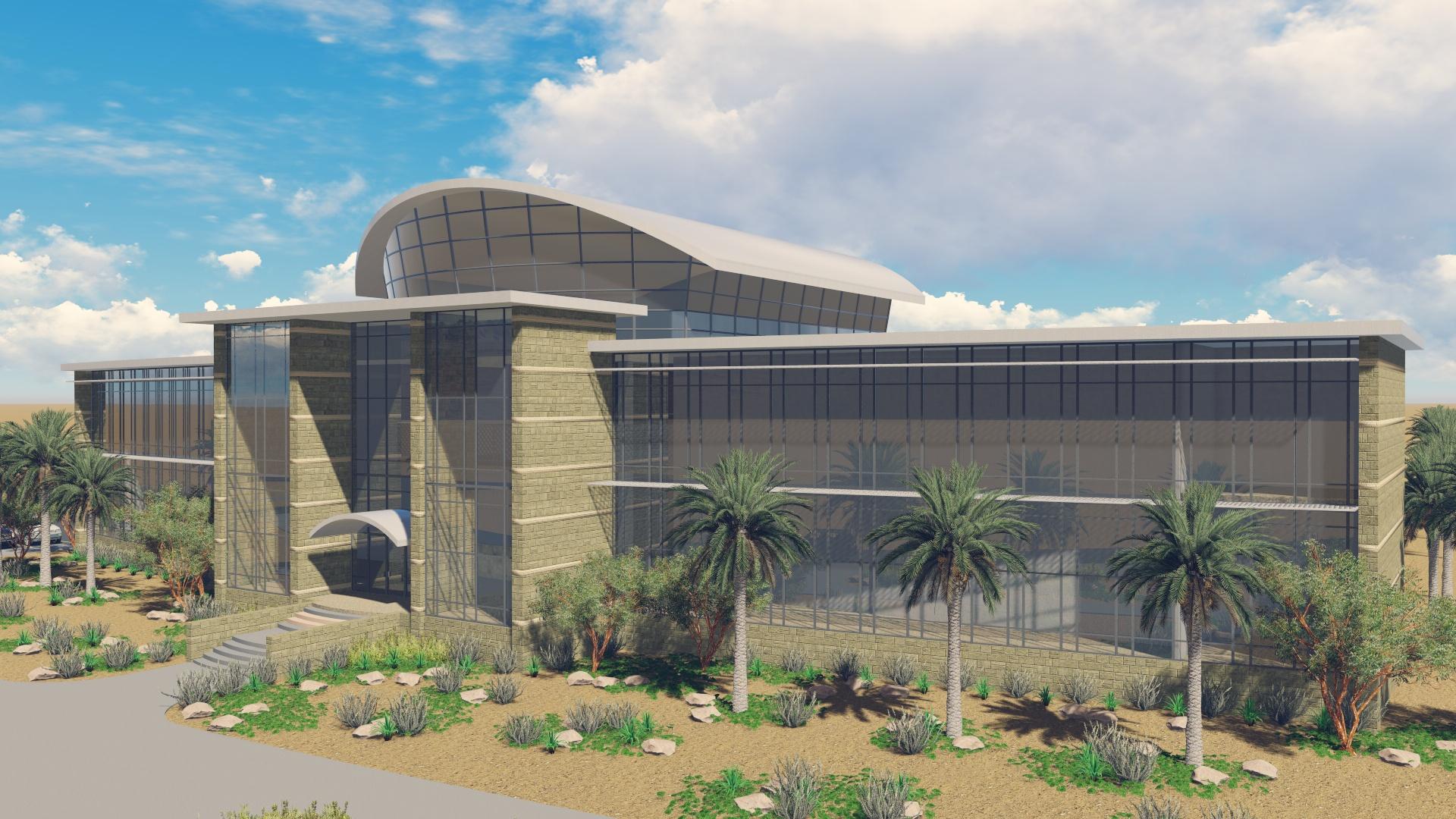 KSAB administration hq rendering