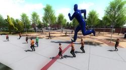 Legacy Loop 'Sportsmanship' Concept