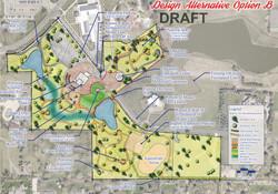 John Meade Park concept design