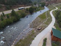 Clear Creek restoration