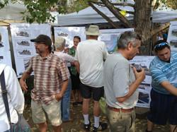 Public outreach event