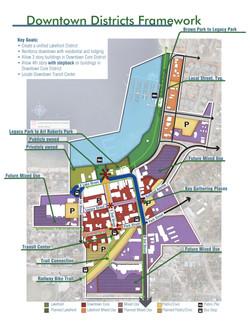 Downtown Framework Plan