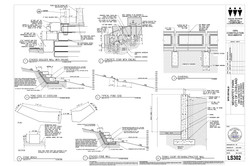 Mehaffey Park construction details