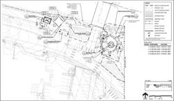 Park layout plan sheet