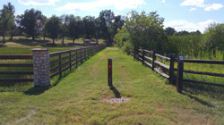 Bridle trail in Cherry Hills Village