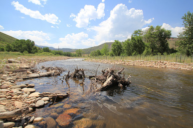 South St. Vrain Creek Restoration (Hall Ranch)