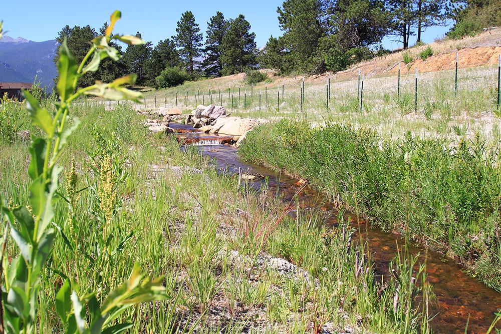 Fish Creek Flood Recovery