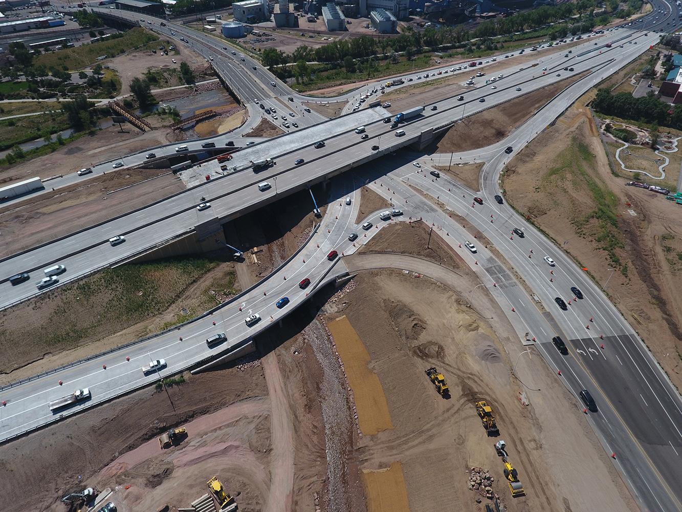 I-25/Cimarron Interchange