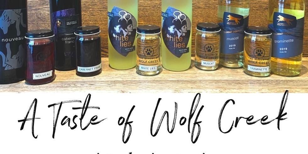 Taste of Wolf Creek