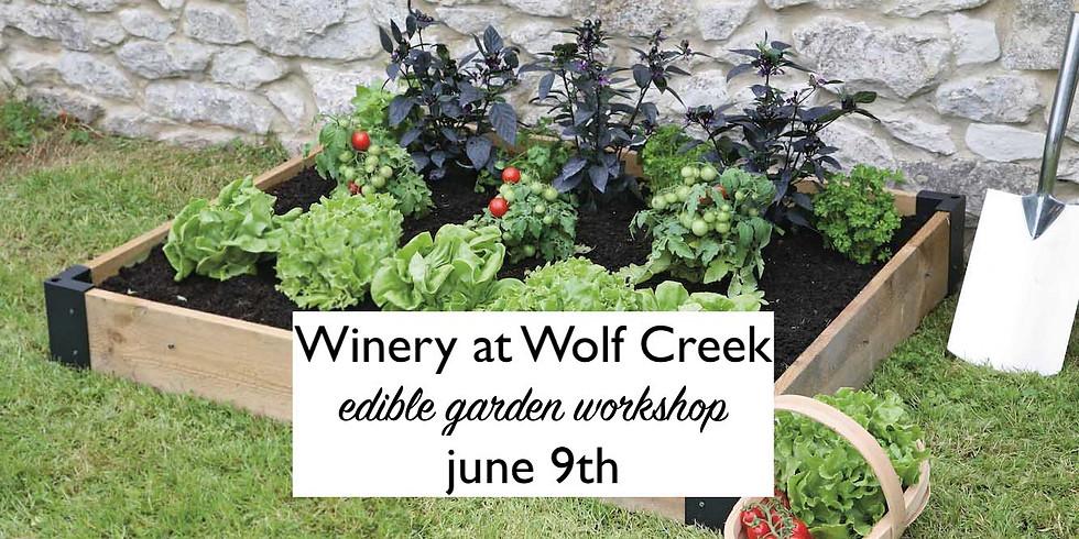Edible Garden Workshop