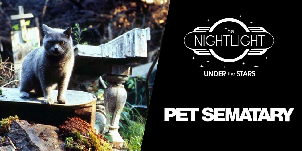 Outdoor Movie Screening: Pet Sematary