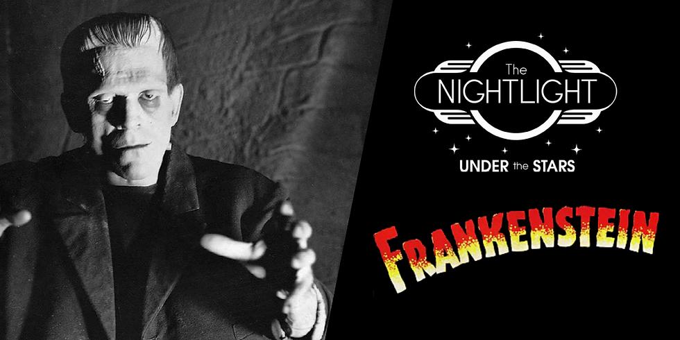 Outdoor Movie Screening: Frankenstein
