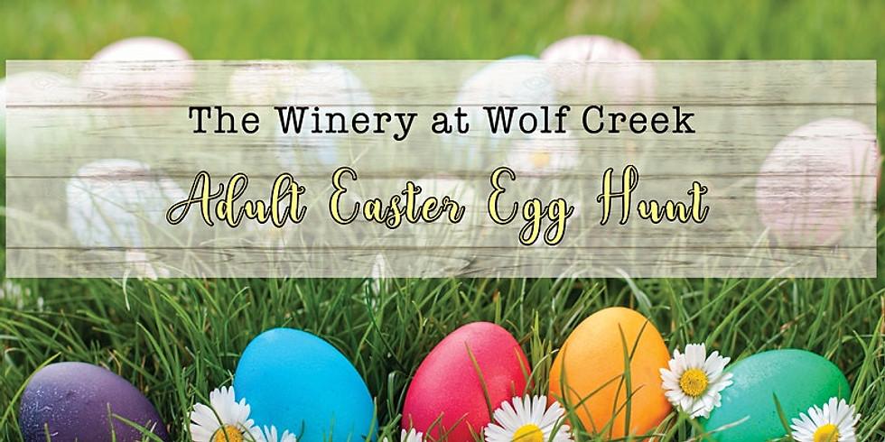 Wolf Creek Adult Easter Egg Hunts