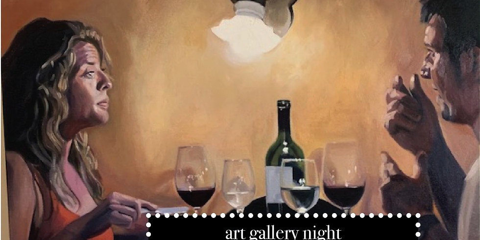 Art Gallery Night at The Winery at Wolf Creek